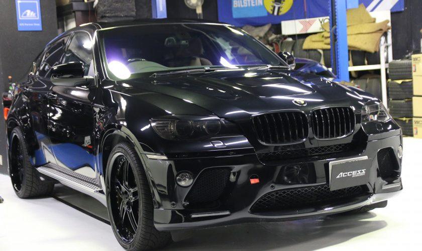 車両販売で、フルシュニなE71 X6を販売させていただきました!by目黒店