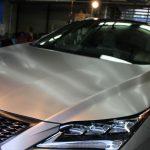 LEXUS RX450h こ、この美しき車にはインテリアもボディもラッピング車もとにかく出来るだけ早めのコーティングが大事でございます!