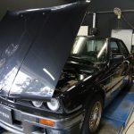 E30 320iの修理が完了しました!