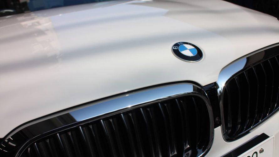次代の申し子BMW-G30に無敵の名を持つガラスコート&新常識インテリアコート&…