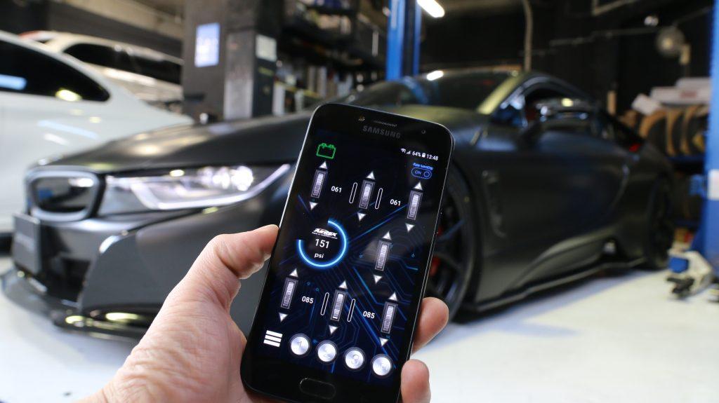 車 高調 アプリ
