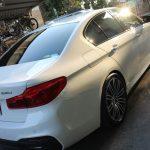 G30!コーティングメンテナンスにLOCK音 for BMW&MINI'S EXCLUSIVEお取り付け!メンテのタイミングで!の追加ご依頼大歓迎でございます♪