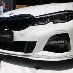 新型3シリーズ G20にMパフォリップ&トランクお取り付け!