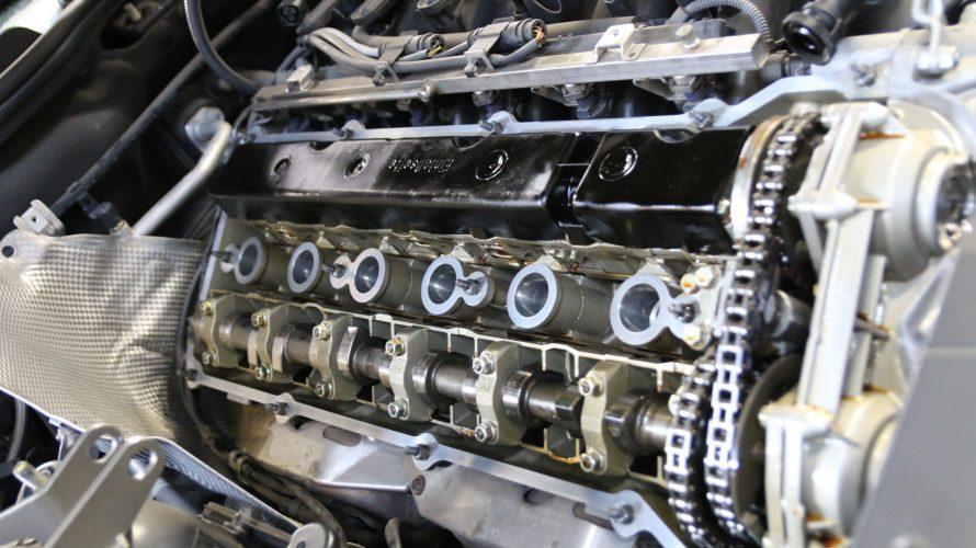 E85Z4なお客様の、オイル漏れ修理!