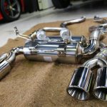 E92M3なお客様に、POWERCRAFT HYBRID EXHAUST SYSTEM お取り付け!
