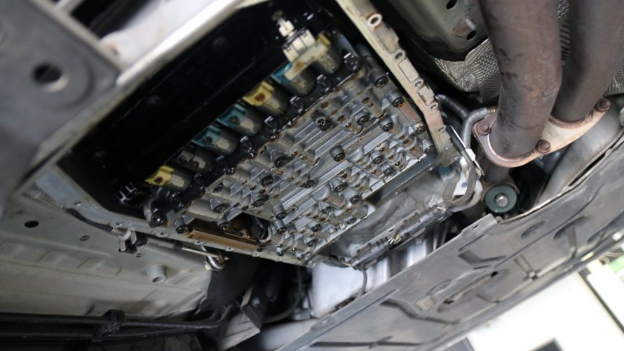 E90なお客様のATF漏れ修理&車検整備が完了いたしました!