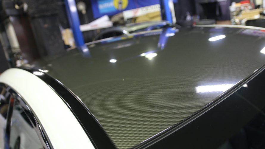 F34 GTなお客様に、エレメント6にてルーフラッピング!!