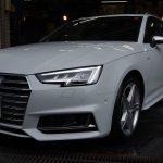 Audi S4アバントにコーティング&ドラレコ取り付け!
