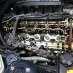 E89Z4なお客様の、オイル漏れ修理!