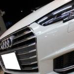 Audi-S4アバントにヘッドライトスモーク!またもDYNOな黒船襲来☆