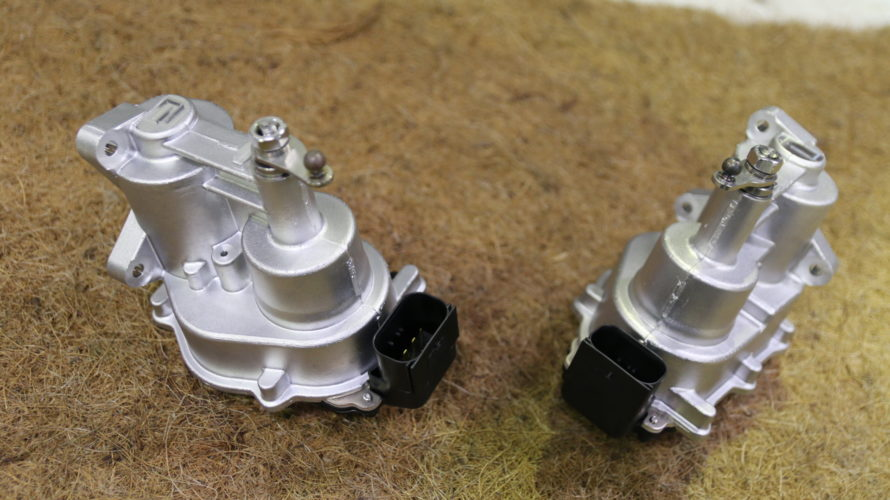 E92M3の、あイターーーな定番修理。