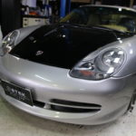 ポルシェ 996に、STEK プロテクションフィルム!