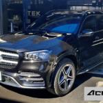 Mercedes-Benz GLS ハイドロフィリーコーティング