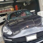 Porsche Panamera にRAVAコーティング