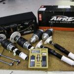 F80M3CSなお客様に、AirRex エアーサスペンションお取り付け!