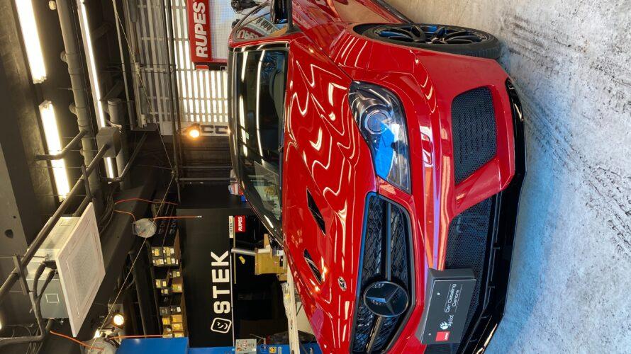 MercedesBenz AMG C63blackseries