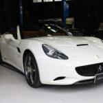 Ferrari Californiaを、STEK DYNO SHIELDで、フルプロテクション!